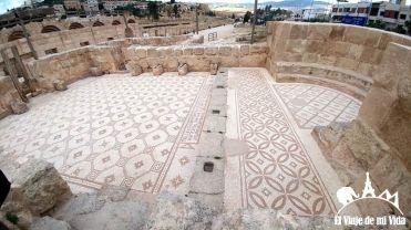 Jerash en Jordania