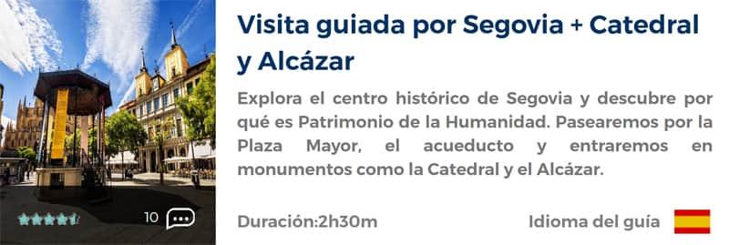 Visita a la Catedral y al Alcázar