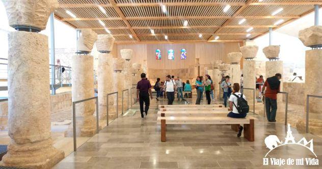 La Basílica de Moisés en el Monte Nebo