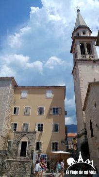 Ciudad vieja de Budva