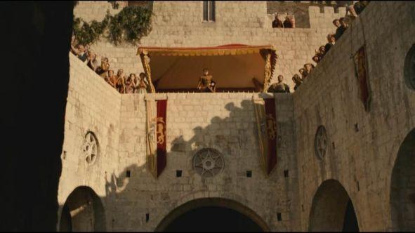 Joffrey haciendo de las suyas