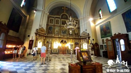 La Iglesia de Saint Paul