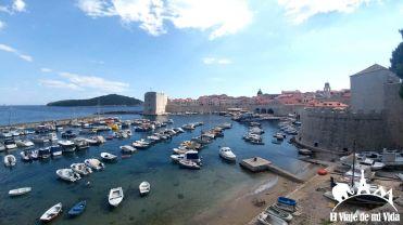El puerto antiguo