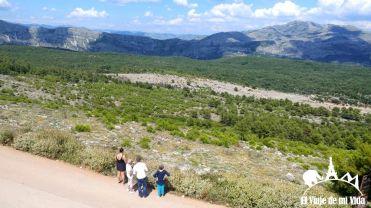 Montañas del monte Srd