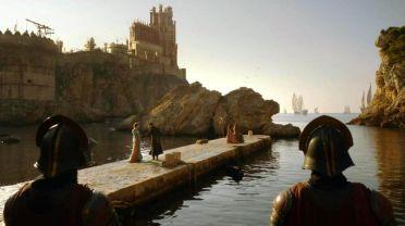 El embarcadero de Desembarco del Rey