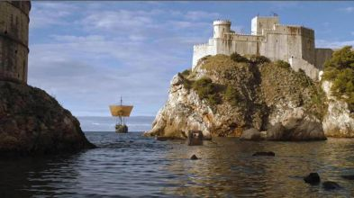 La bahía de Desembarco del Rey
