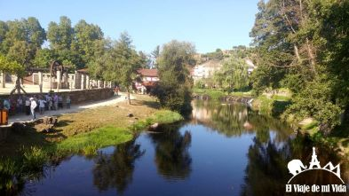 El río Arnoia