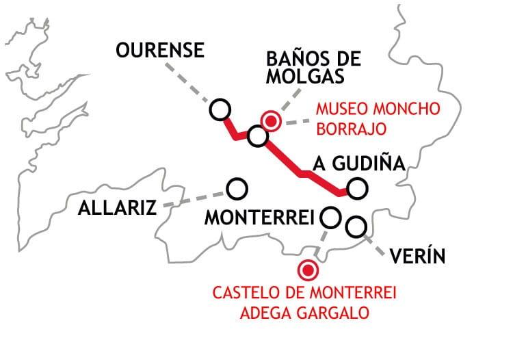 Ruta Monterrei