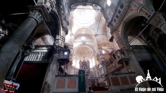 La Catedral de Santiago de Sibenik