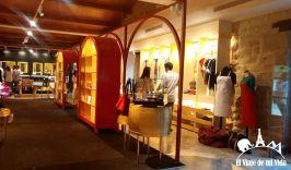 La tienda de la bodega Marqués de Riscal