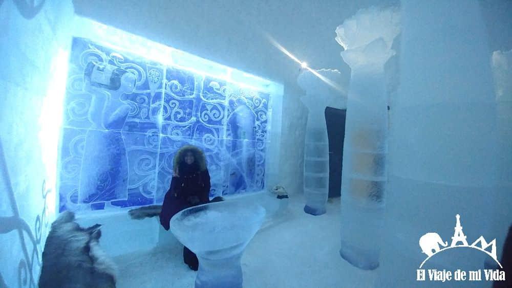 Visita al Icehotel