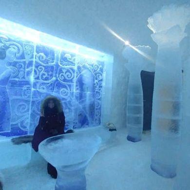 Icehotel Sweden