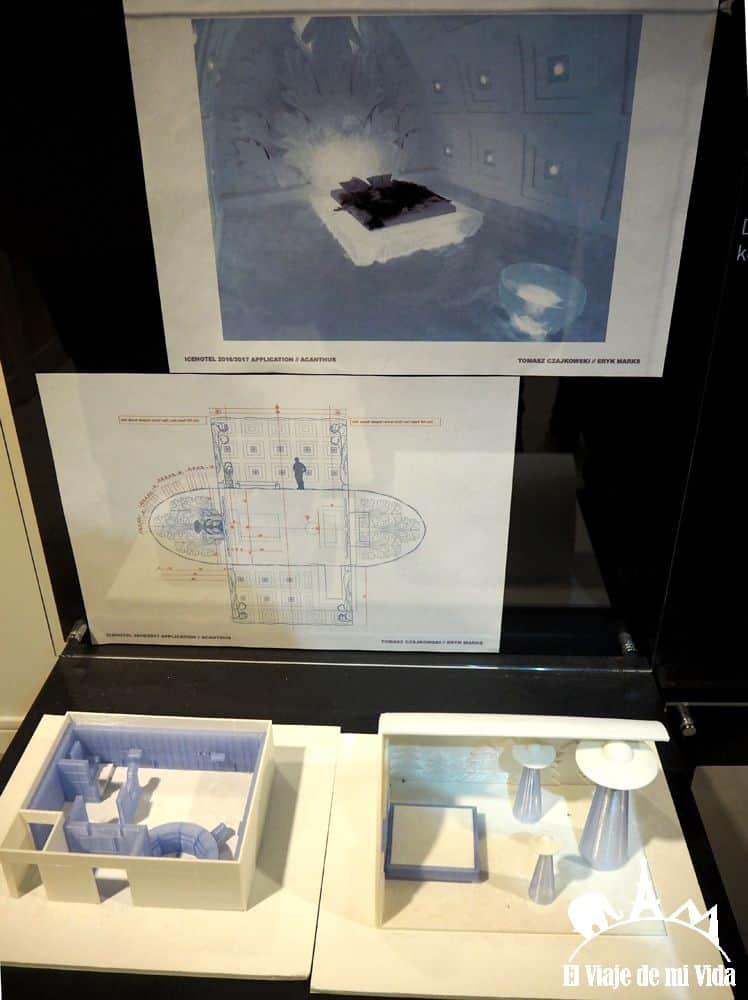 Propuestas de diseño de las habitaciones