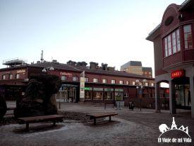 El pueblo de Kiruna