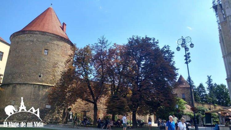 Muralla de Zagreb