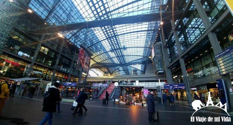Estación Central de Berlín