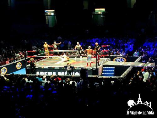 Las Luchas Mexicanas