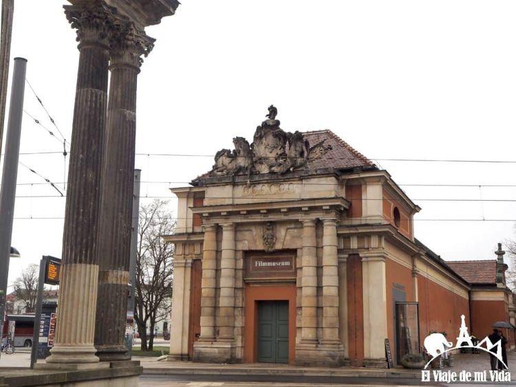 Museo del cine de Postdam