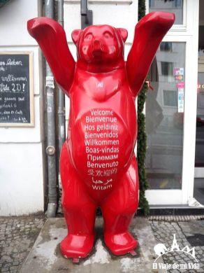 Los osos berlineses en 2019