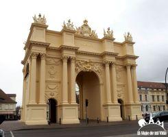 Puerta de Brandenburgo de Postdam