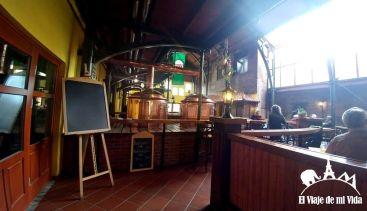 La cervecería Brauhaus