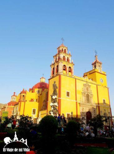 La Catedral de Guanajuato