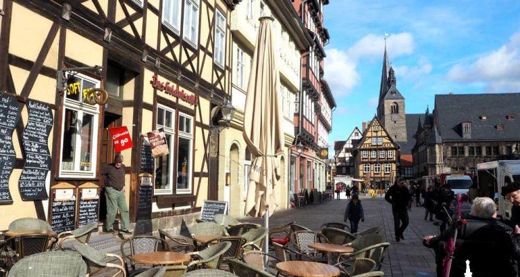 Centro de Quedlinburg