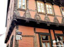 Casas de Quedlinburg