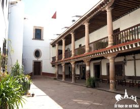 Centro histórico de Querétaro