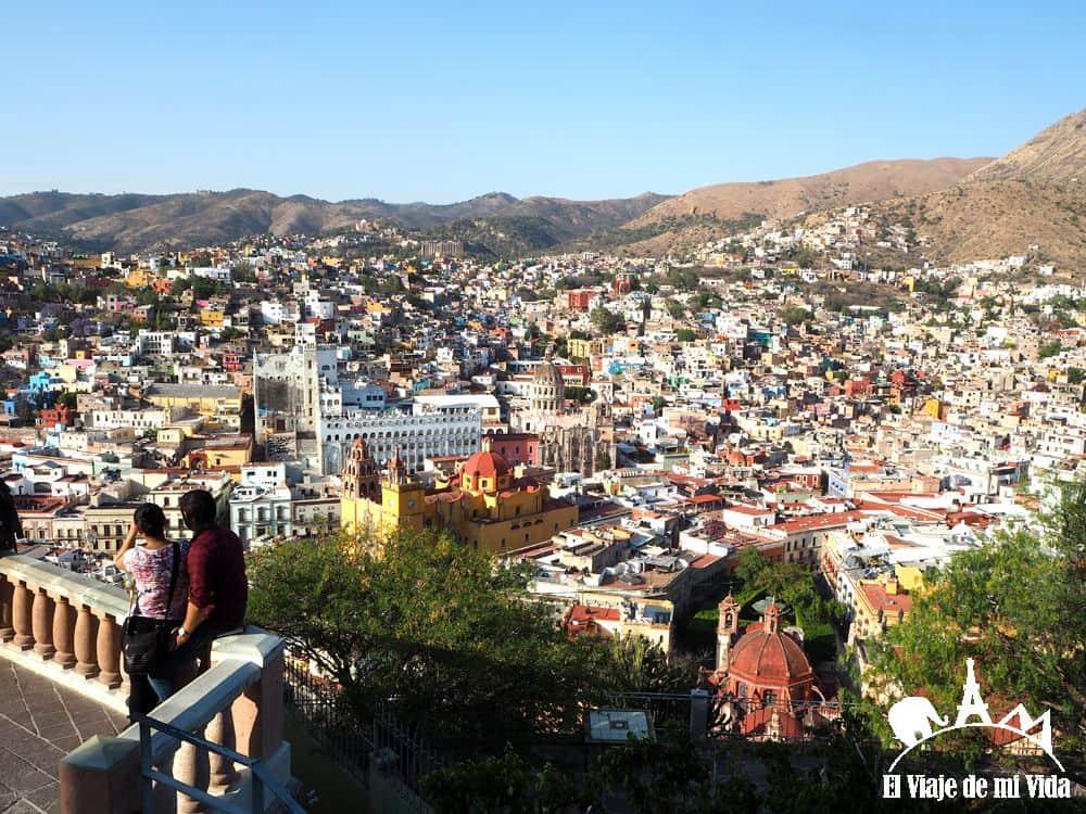 Mirador de Guanajuato