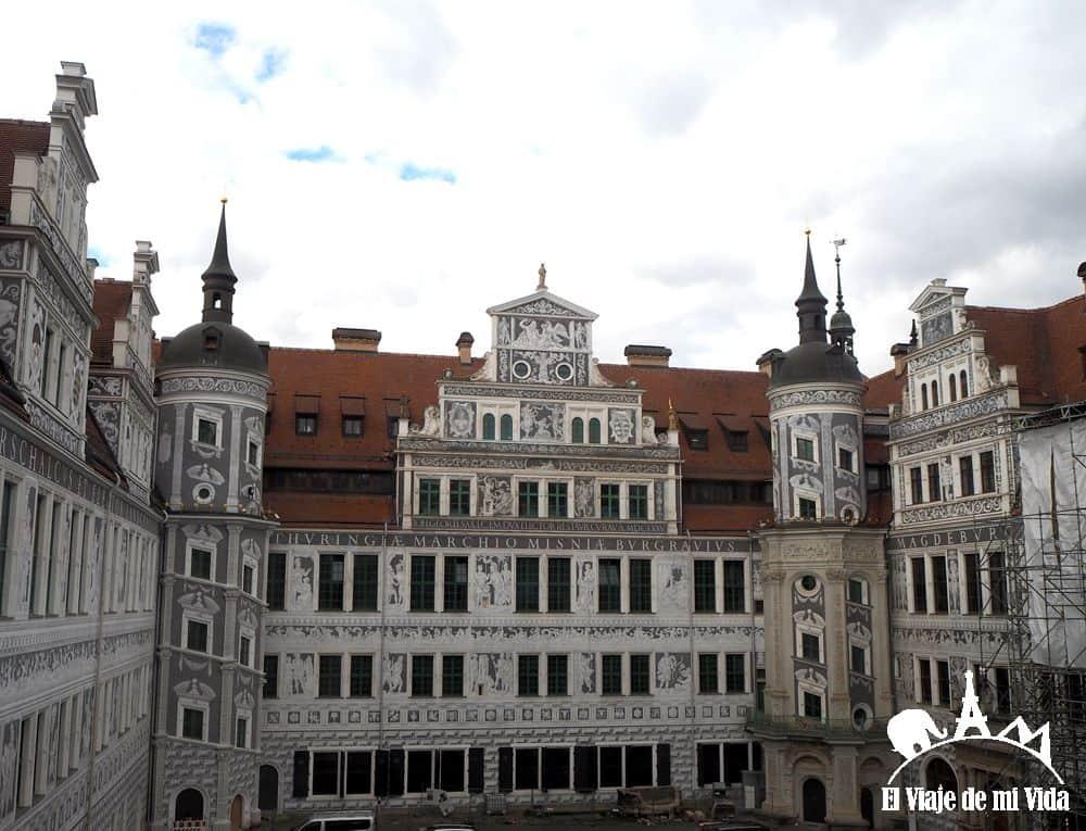 El Palacio de Dresde