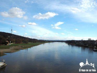 El río Elba