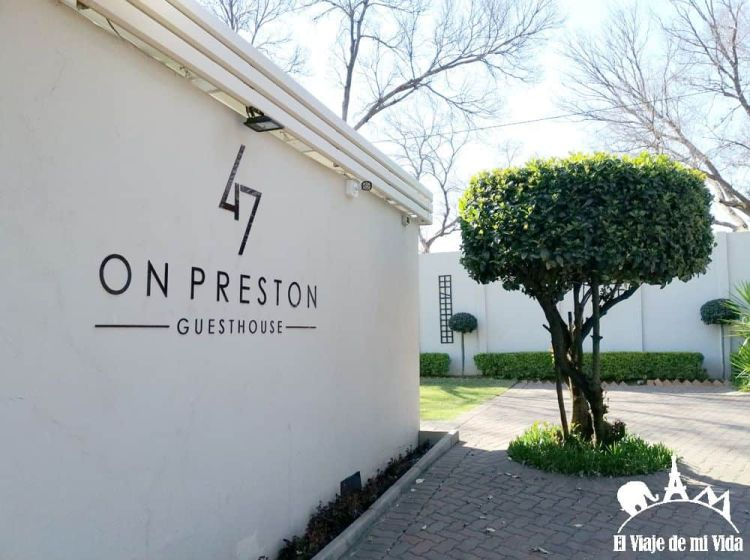47 on Preston Guesthouse