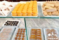 Los dulces típicos de Amarante