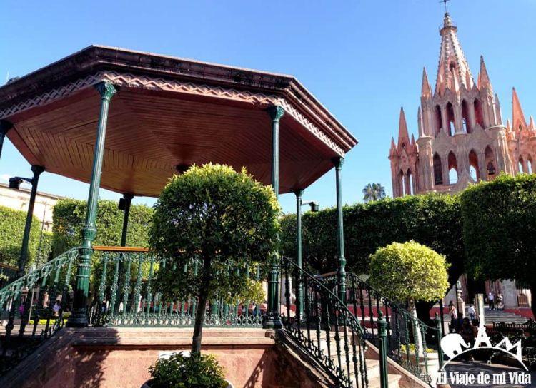 El Jardín de San Miguel
