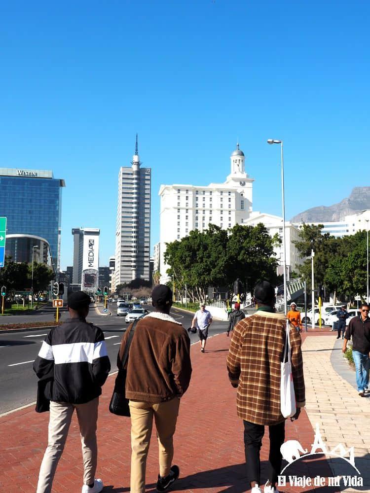 Hippsterismo en Ciudad del Cabo