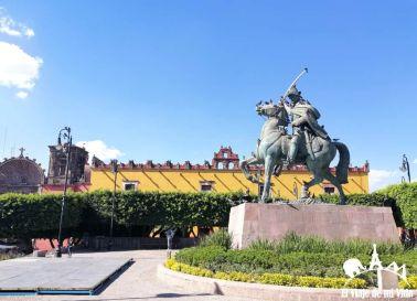 Plaza de la Soledad