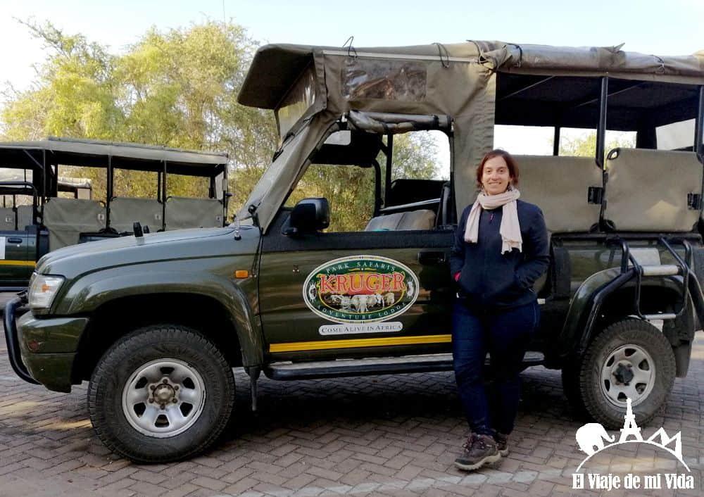 Experiencia Safari