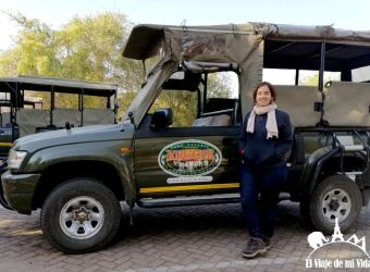 Safari en el Parque Nacional Kruger