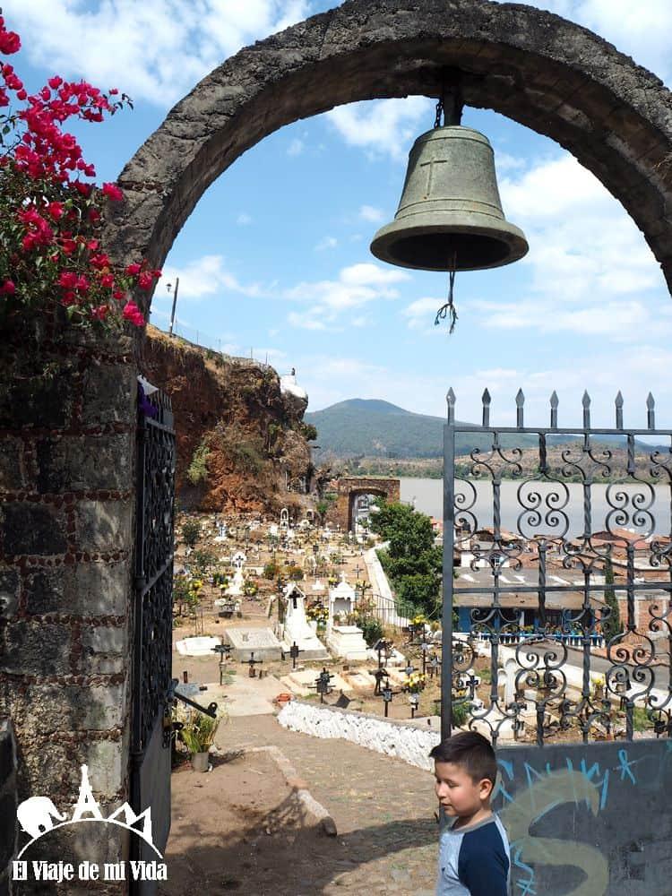 El cementerio de Janitzio