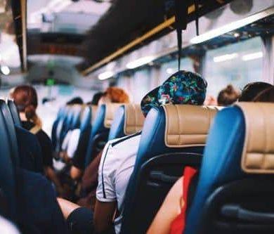 Viajar en bus por España