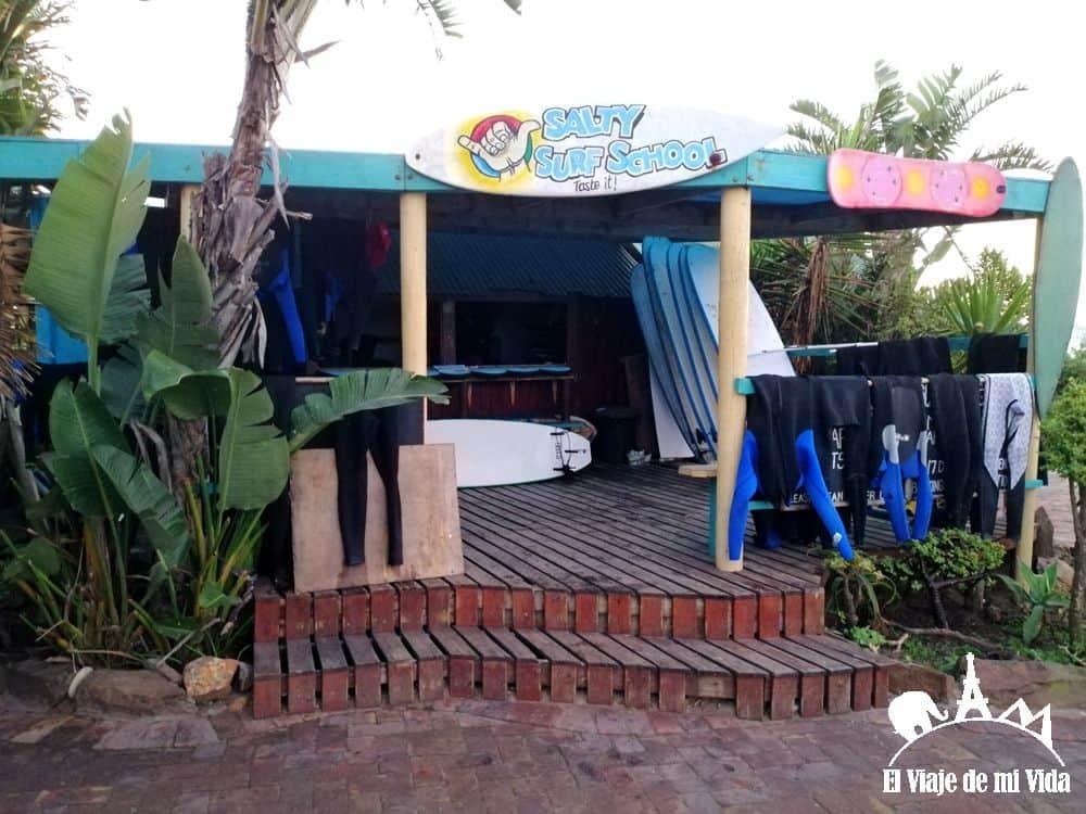 Hostel Island Vibe en Jeffreys Bay