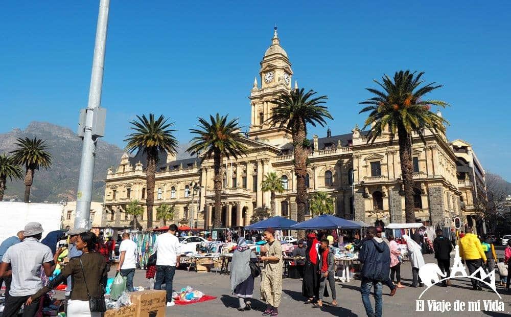 Ayuntamiento de Ciudad del Cabo