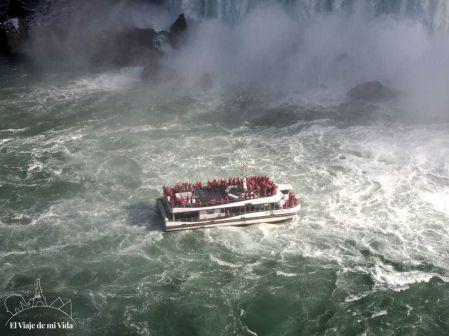 Crucero de Niágara Falls
