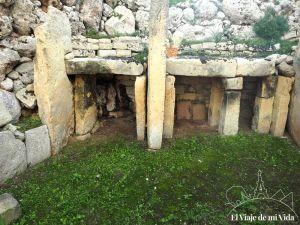 Los templos megalíticos de Ggantija