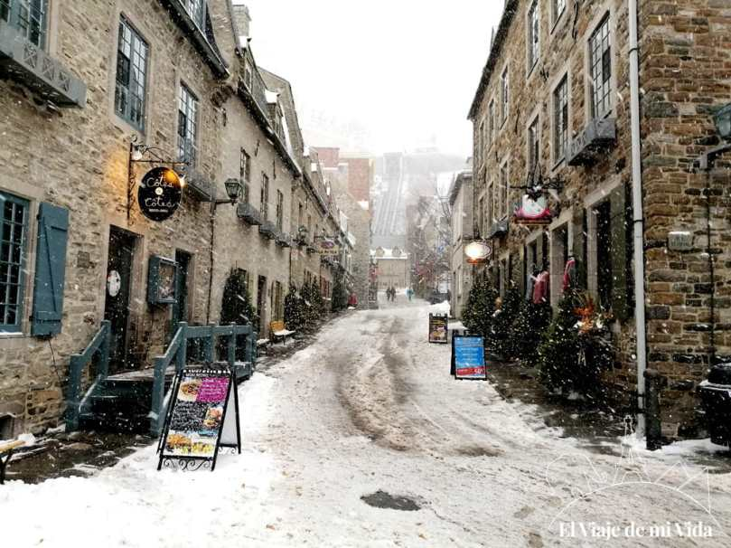 Barrio Petit Champlain