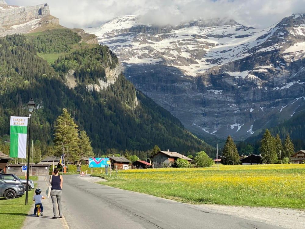 Foto de Laura Rodríguez (Suiza)