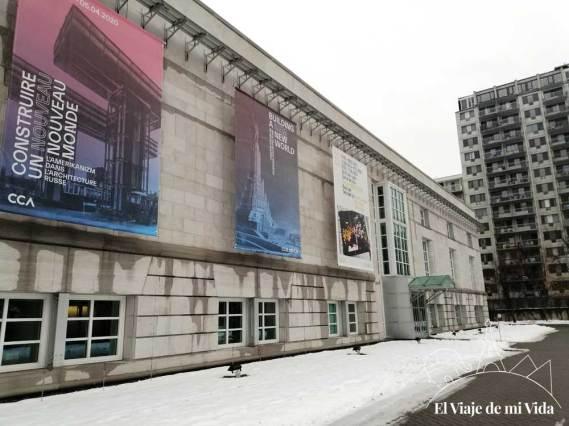 Centro Canadiense de Arquitectura