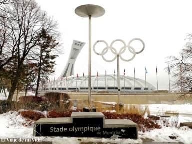 Estadio Olímpico de Montreal