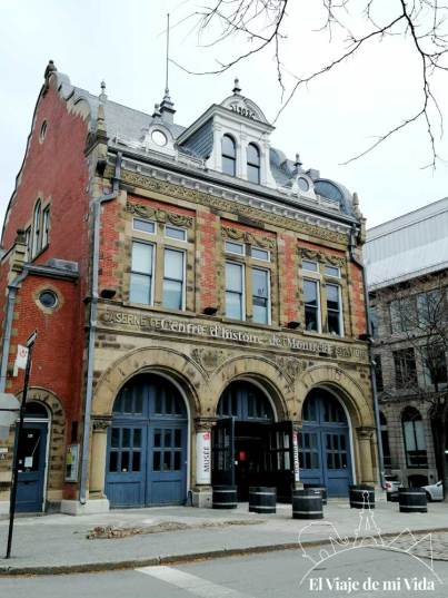Museo de la Historia de Montreal